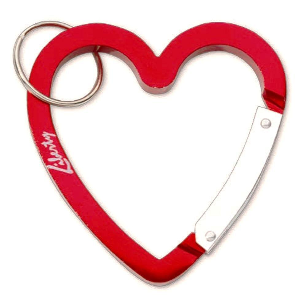 Heart Shape Carabiner